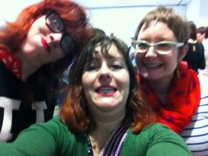 Bristol Blog Summit 2013 Annie Spratt Alex Bridger Aly Hodge