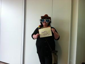 Bristol Blog Summit 2013 Carolin Mader