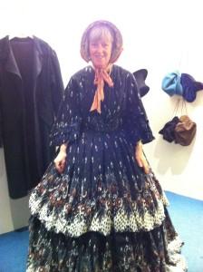 fashion museum Bath, U.K Victorian costume