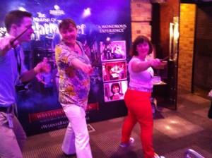 Warner Bros Studio tour BritMums Live! 2013