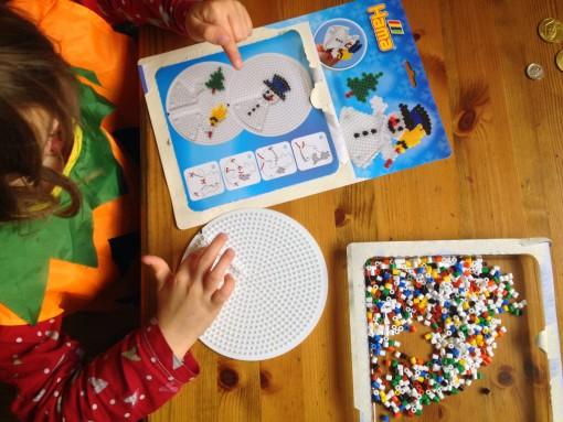 MEGA Hama Bead Christmas Kits Review