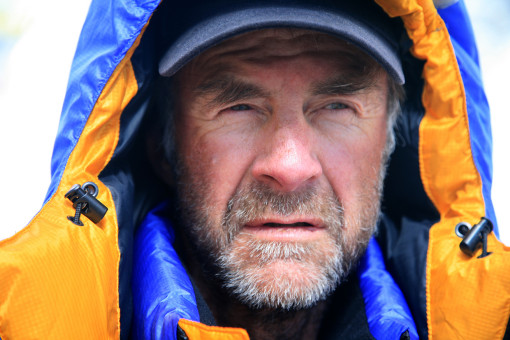 Sir Ranulph Fiennes To Run The Toughest Footrace On Earth For Marie Curie