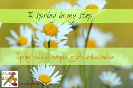A Spring In My Step- BritMum's Carnival