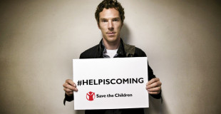 Save The Children- #HelpIsComing