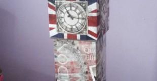Big Ben Union Flag Edition 3D Puzzle