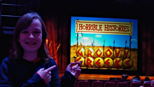 Horrible Histories Live On Stage- Groovy Greeks At Wyvern Theatre
