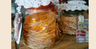 Christmas Decorative Jars