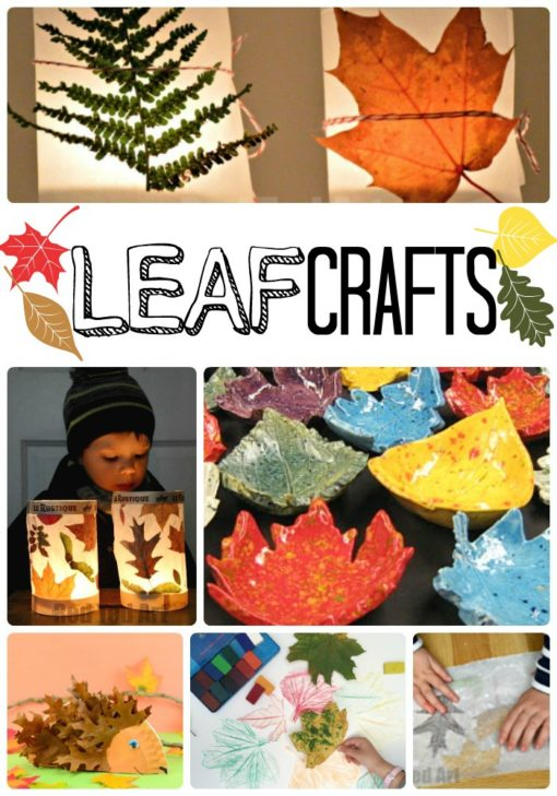 7 Awesome Autumn Leaf Crafts – From Red Ted Art