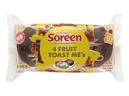 Liven Up Your  Breakfast With Soreen Toast Me's