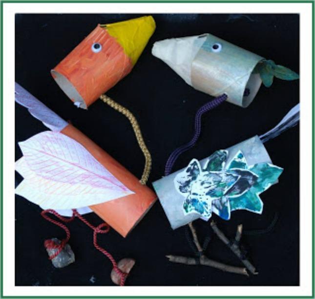 Birds Kids Craft Supplies List