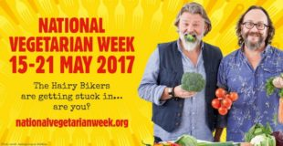 The Hairy Bikers Get On Board For National Vegetarian Week 2017