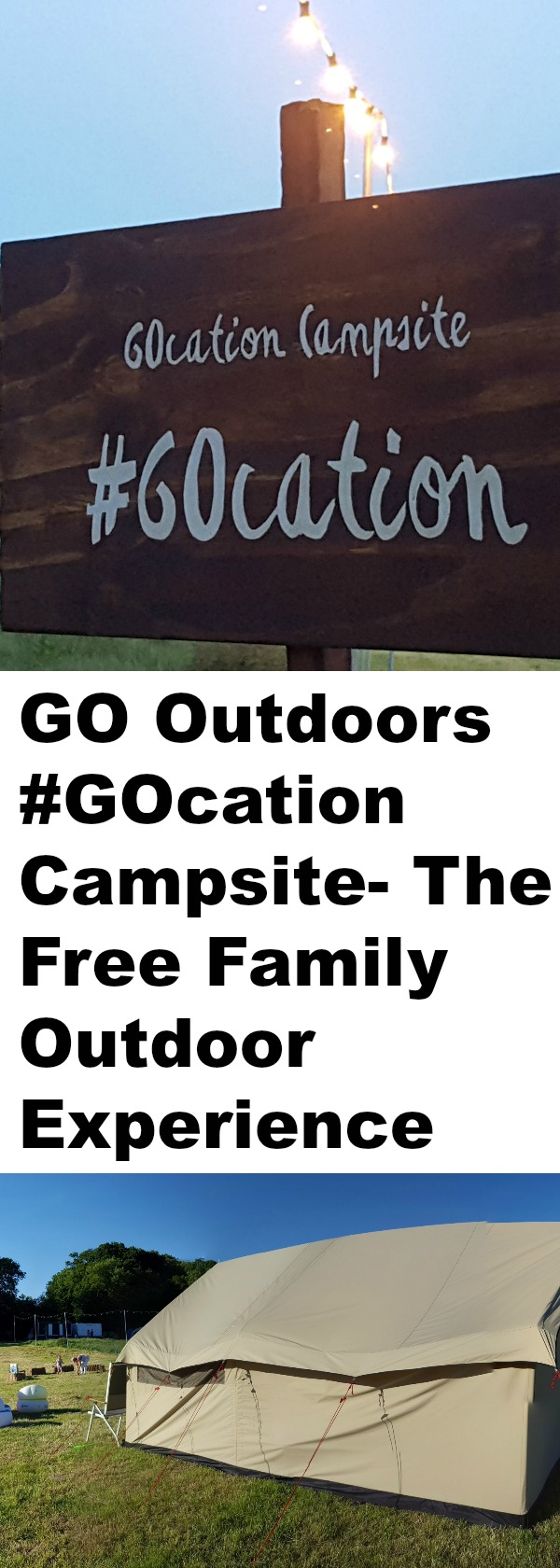 GO Outdoors GOcation- The Free Family Outdoor Experience