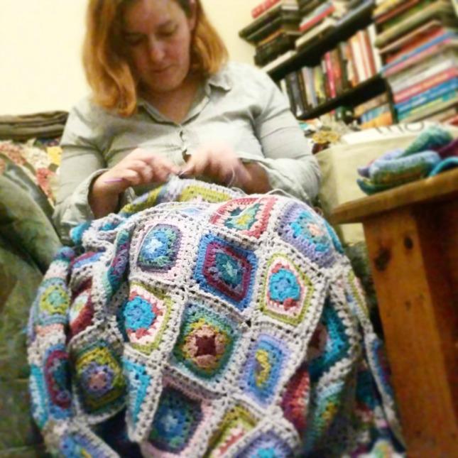 Attic 24 Harmony blanket