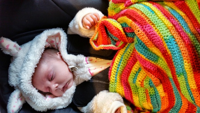 King Carole Baby Blanket